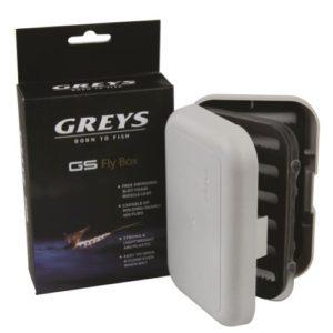 Greys GS Fly Box Boîte de rangement pour mouches Taille S