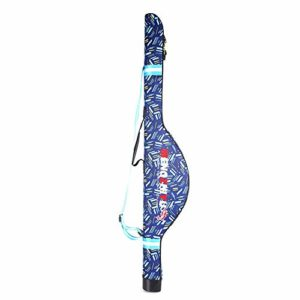 Guolipin Sacs de Rangement s'attaquer à Pêche Portable Sac Rod Haute capacité Canne à pêche Tackle Sac de Rangement extérieur Design Zip étanche pêche Outils Sac pour Les pêcheurs