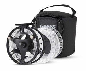 Moulinet mouche Greys GTS500 Cassettes, Taille de moulinet : GTS500 5/6/7
