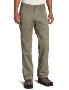 Mountain Khakis pour Homme Teton Twill Pant Fin à, Homme, 232, Vert Olive, W38/L34