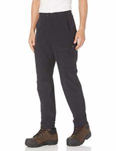 Under Armour Canyon Pantalon Cargo pour Homme, Homme, 1352692, Noir (001) / Gris Clair, 38W / 36L