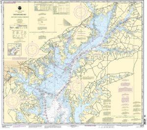 12273–Sandy Point jusqu'à la rivière Susquehanna