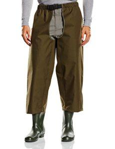 Baleno Buffalo Pantalon de Protection pour Homme Marron Kaki L