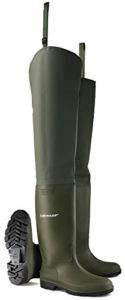 Dunlop Pricemastor la cuisse ̩chassier botte Р44-386VP