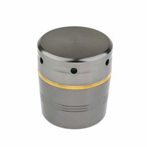 Fenteer Embout de Canne à Pêche en Alliage d'Aluminium Chapeau de Bout de Canne à Pêche – 41mm