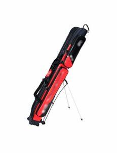 HYXL888 Pêche Sac, 1,25m Ultra léger Hard Shell Multi-Fonction Sac étanche de pêche, Pique-Nique Convient for la Plage Sac à Dos Pêche (Color : Black)
