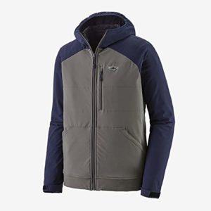 Patagonia M's Snap-Dry Hoody Maillot de survêtement Homme, Gris (Hex Grey), XL