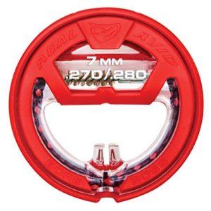 Real Avid Bore Boss .270 .280 Und 7mm Accessoire de Nettoyage d'arme Mixte, Rouge, no Size
