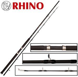 Rhino Trolling Xtra Boat Canne à pêche, Standard, One Size