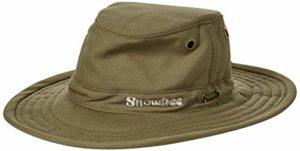 SNOWBEE Ranger Chapeau à Bords Larges pour Homme XL Vert Olive