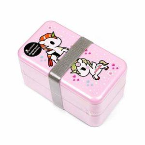 Tokidoki 5D4200F686 Bento Box, 275 milliliters