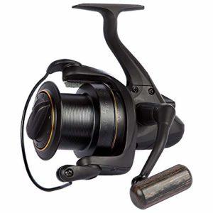 Wychwood Riot 65S Moulinet de pêche à la Carpe Noir Mat